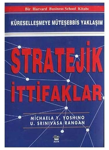Alfa Stratejik İttifaklar (Ciltli) Renkli